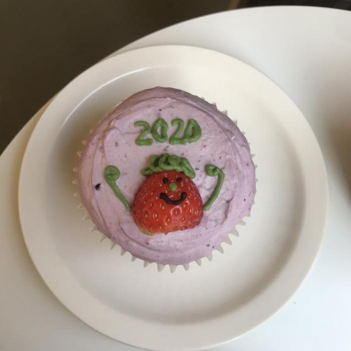 2020 컵케이크