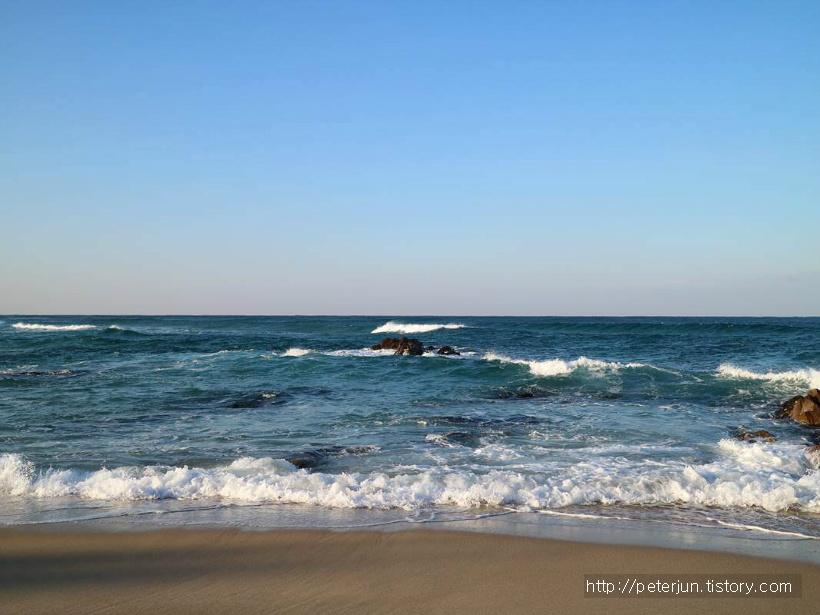 아름다운 바다