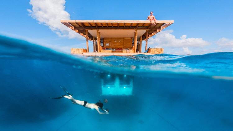 탄자니아 만타 리조트(Manta Resort)