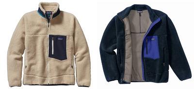 파타고니아 재킷