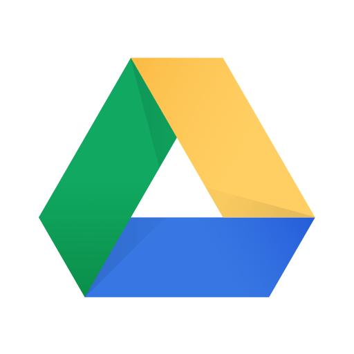 구글 드라이브 아이콘