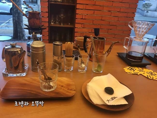 대충유원지~서울 연남동 카페6