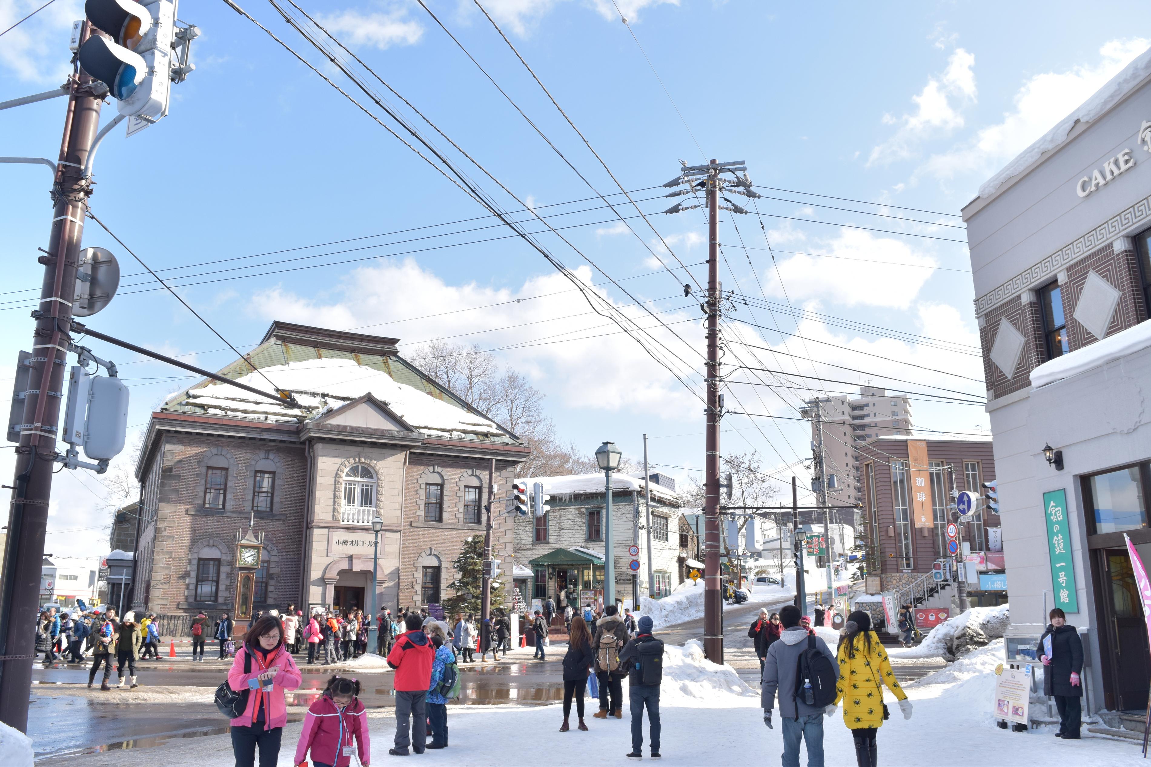 홋카이도 여행#2 일본 여행 오타루 낭만 여행기 오르골당과 오타루 운하
