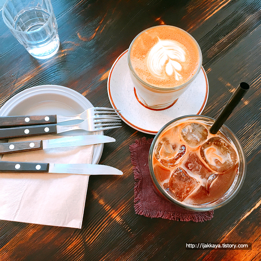 광합성 카페 커피