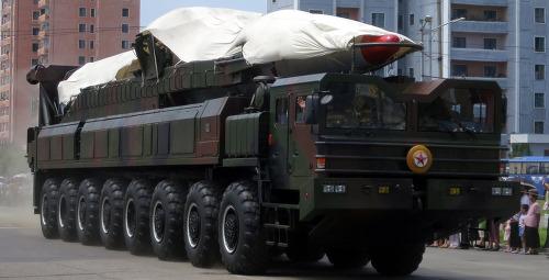 북한 5차 핵실험 당시 전 세계 각 국의 반응