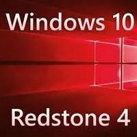 윈도우10 레드스톤4(RS4)