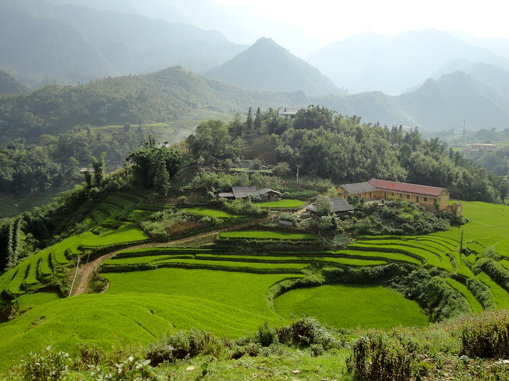 [베트남] 사파의 고산족마을 깟깟